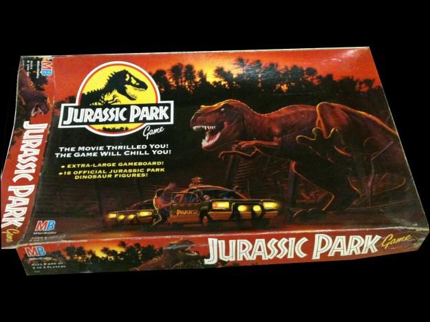 jurassic park game2