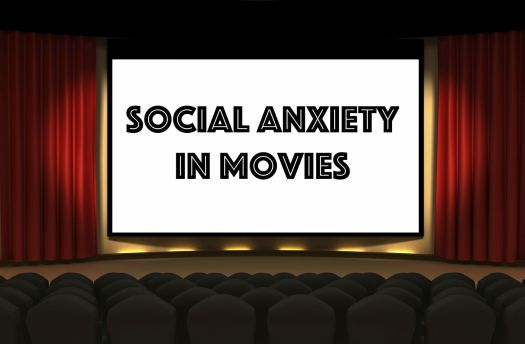 social anxiety in movies