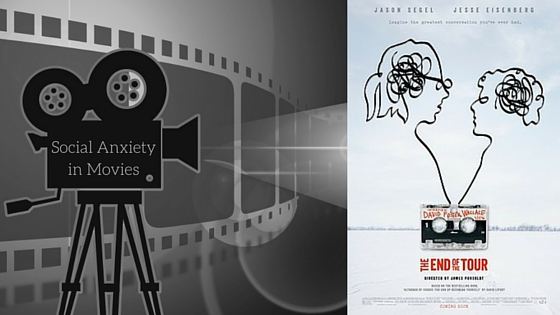 Social Anxietyin Movies