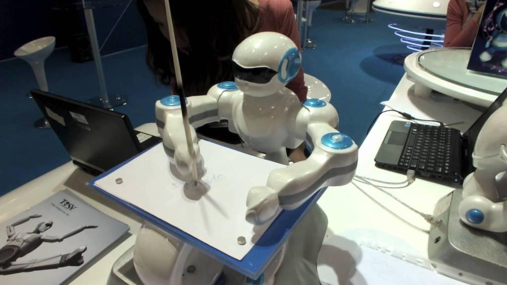 robot-artist