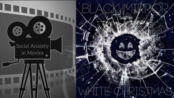 White Christmas Black Mirror Poster.Social Anxiety In Black Mirror White Christmas Tz Barry