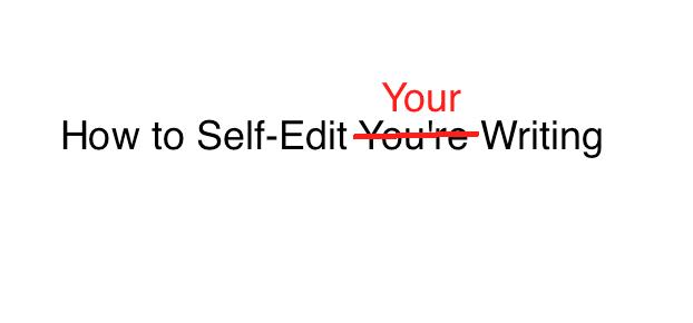 Sel-Editing