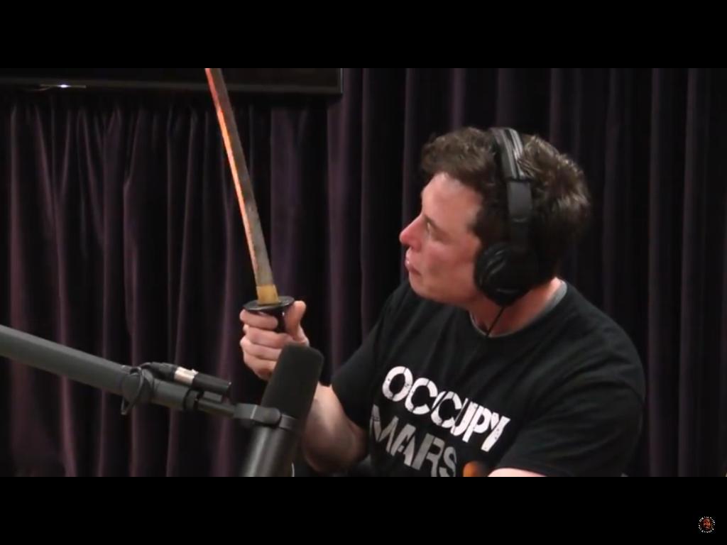 Musk-sword