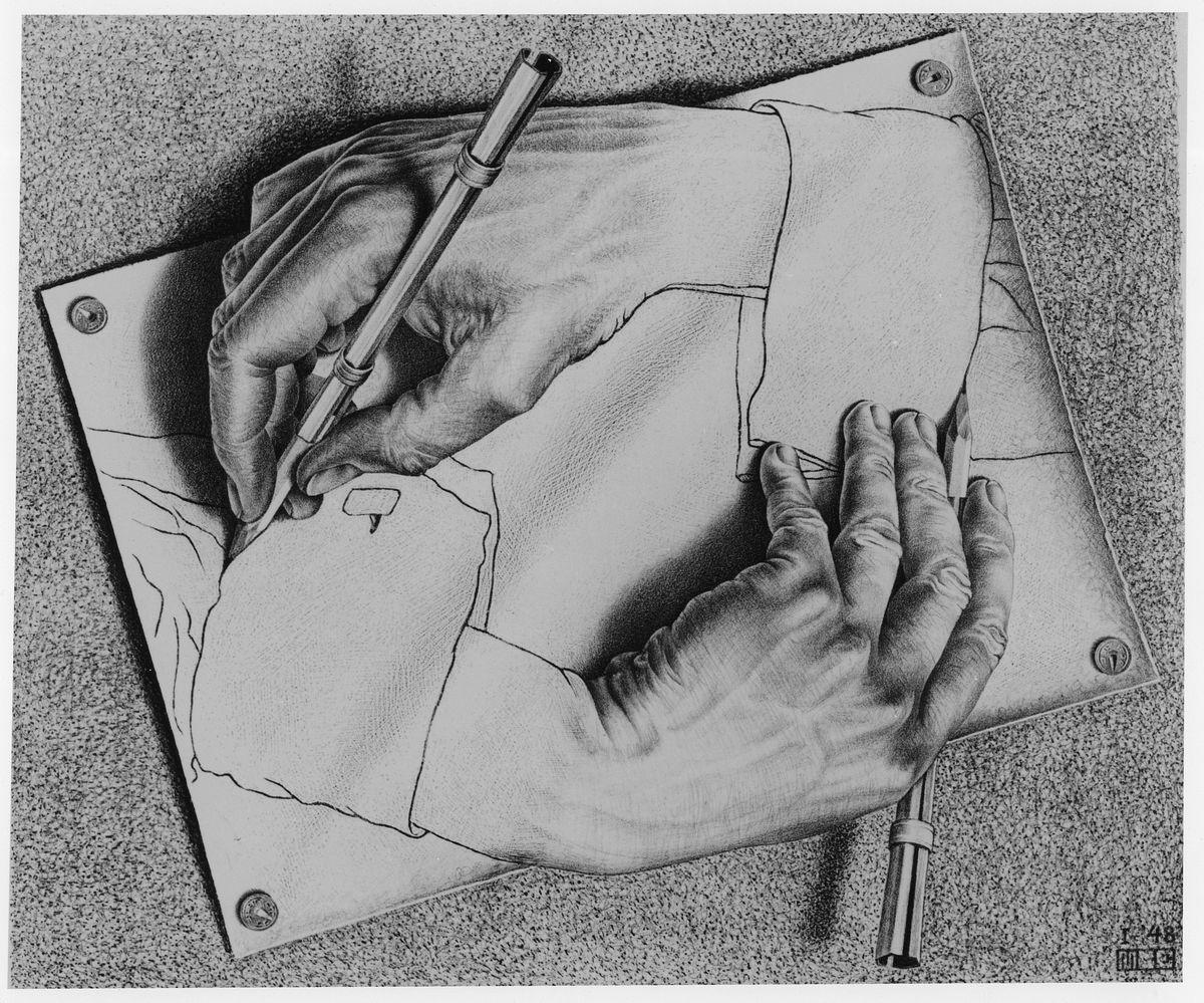 mcescher-hands